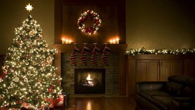 On retrouverait des milliers d'insectes dans les sapins de Noël naturels.