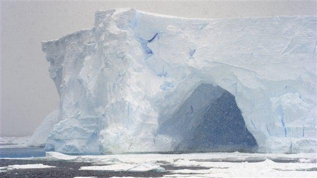 Dur climat arctique