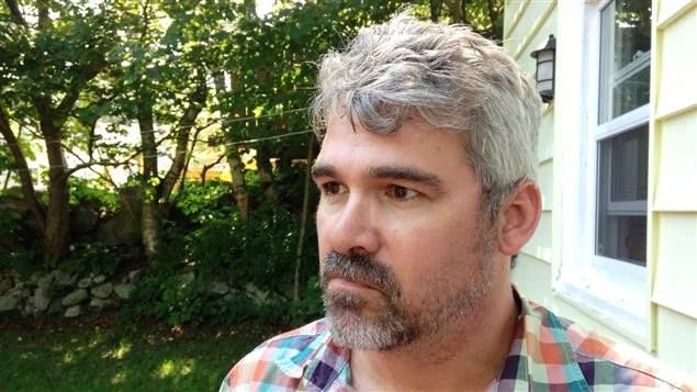 Glen Canning, le père de Rehtaeh Parsons