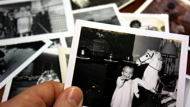 Des photos de famille