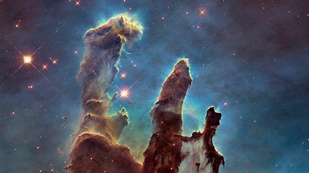 Les «Piliers de la création»