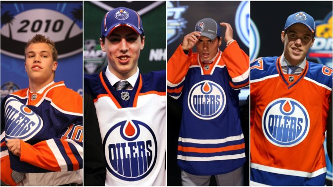 The NHL did not make drastic changes to the draft lottery system after the Oilers won three years in a row