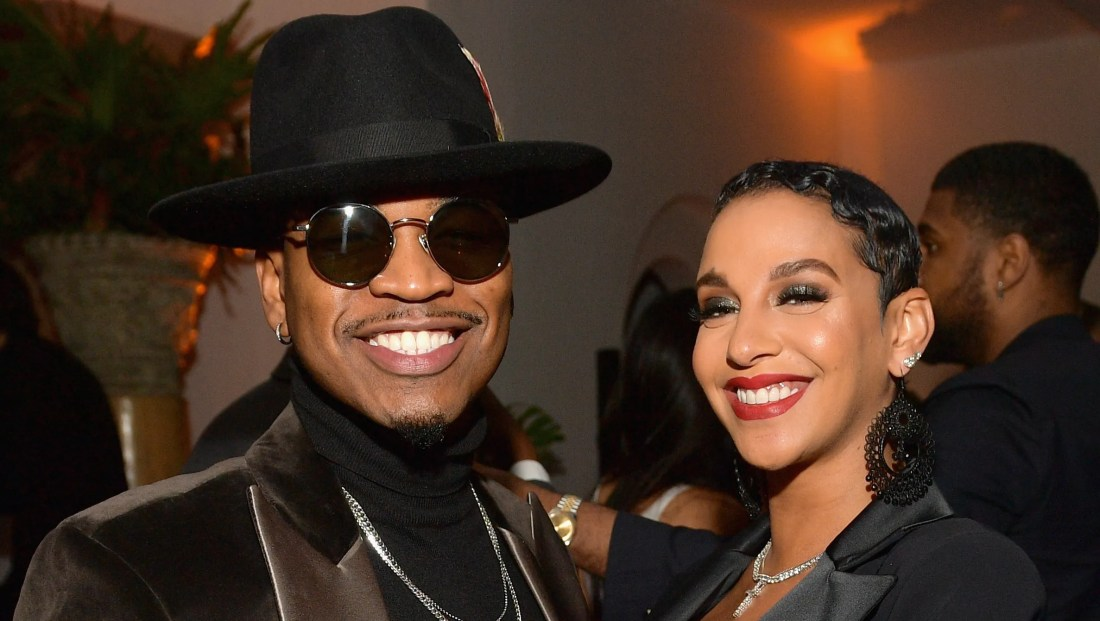 Image result for neyo and wife