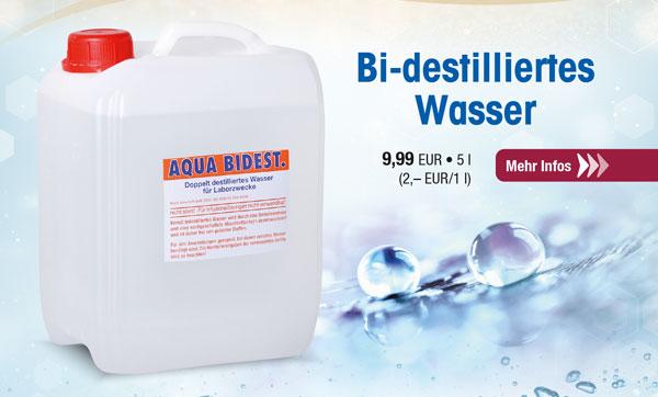 Aqua Bidest 5l-Kanister