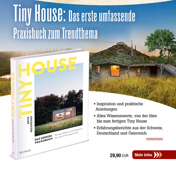 Tiny House - Das große Praxisbuch