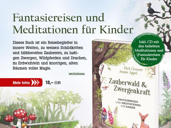 Zauberwald & Zwergenkraft mit Audio-CD