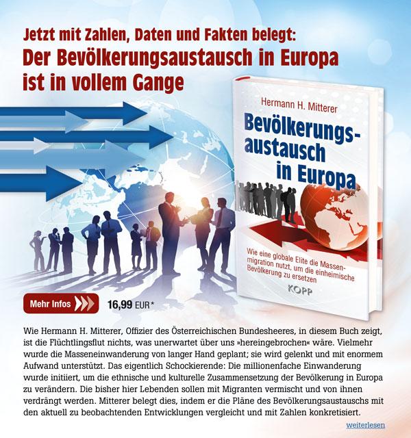 Bevölkerungsaustausch in Europa