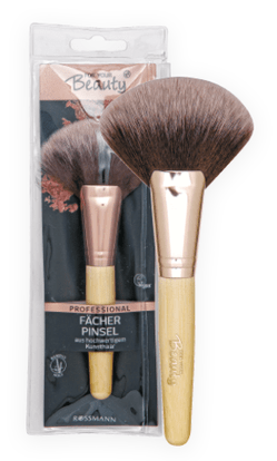 for your Beauty Professional Fächerpinsel