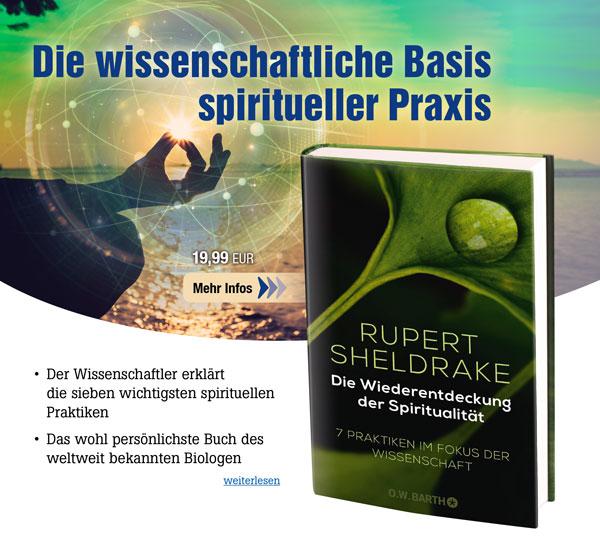 Die Wiederentdeckung der Spiritualität