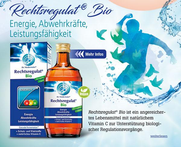 Rechtsregulat® Bio - vegan