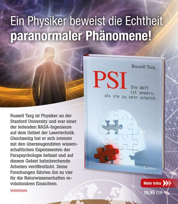 PSI - Die Welt ist anders, als sie zu sein scheint