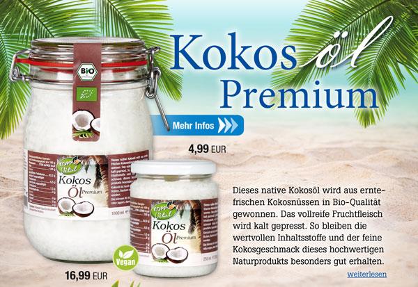 Kopp Vital Bio-Kokosöl