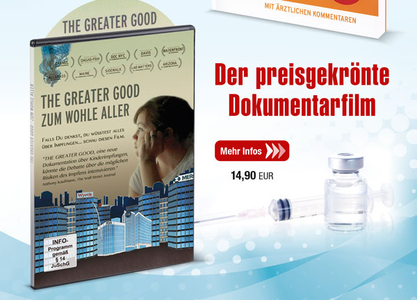 The Greater Good - Zum Wohle aller