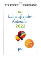 Der Lebensfreude-Kalender 2022
