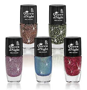 "RdeL Young LE ""Queen of the Night"" Nail Colour"