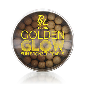 """RdeL Young """"Golden Glow"""" Sun Powder Pearls"""