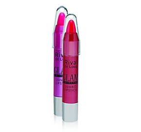 Rival de Loop Glam Collection Jumbo Lipstick