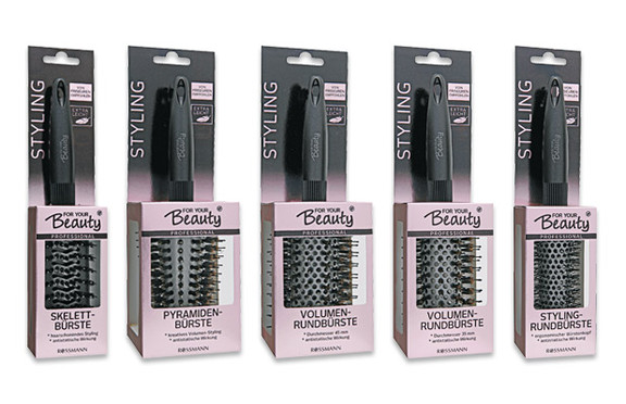 for your Beauty Professional Haarbürsten Styling
