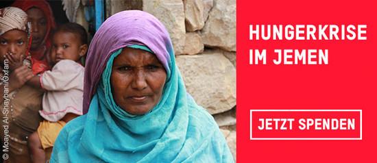 Hungerkrise im Jemen