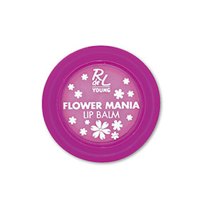 "RdeL Young ""Flower Mania"" Lip Balm"