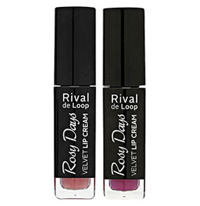 "Rival de Loop ""Rosy Days"" Velvet Lip Cream"
