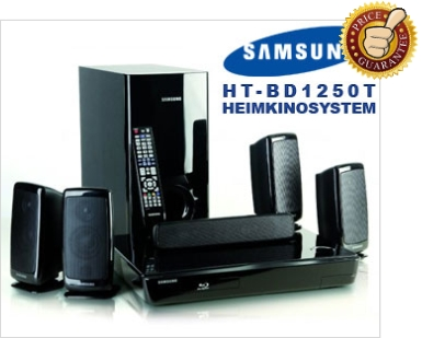 Samsung HT-BD1250T Home Theater System