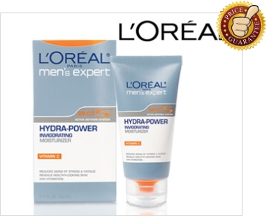 L'Oreal Hydra-Power Invigorating Moisturizer