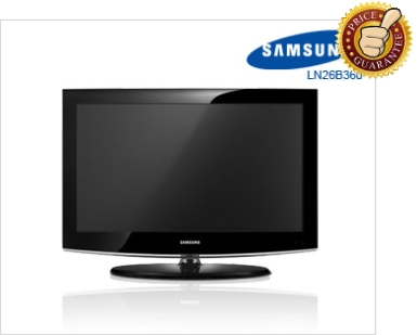 Samsung LN26B360 LCD HDTV