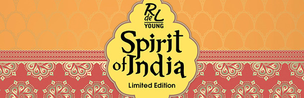 "RdeL Young LE ""Spirit of India"""