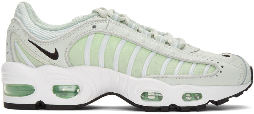 Nike Green Air Max Tailwind IV Sneakers