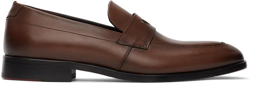 Hugo Brown Midtown Loafers