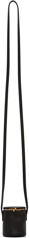 Jil Sander Black Goji Mini Shoulder Bag