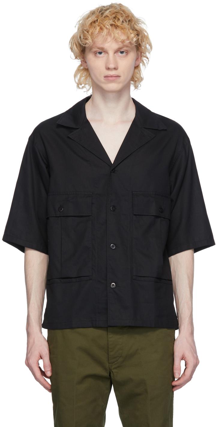 Visvim Black Cornet Shirt