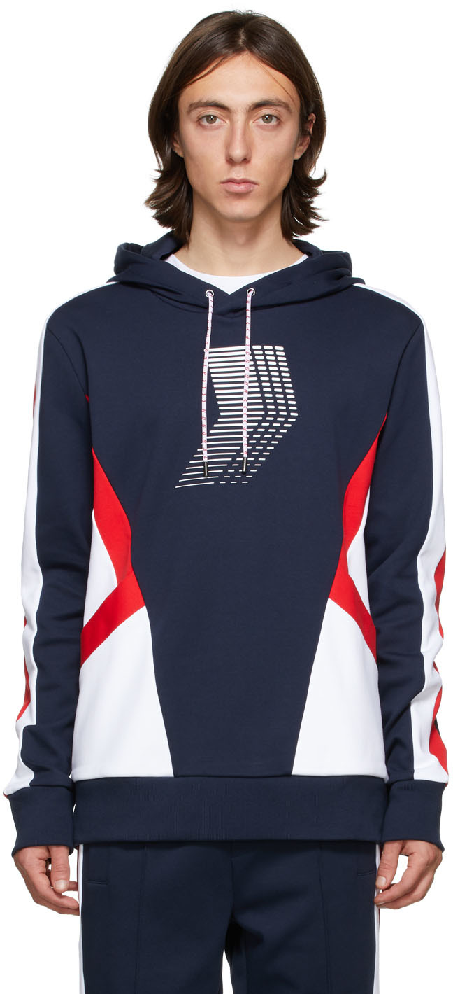 Hugo Blue Liam Payne Edition Collection Hoodie