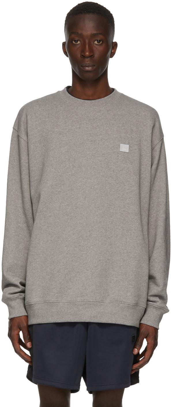 Acne Studios Grey Oversized Sweatshirt