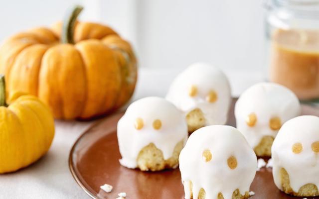 cupcakes d halloween