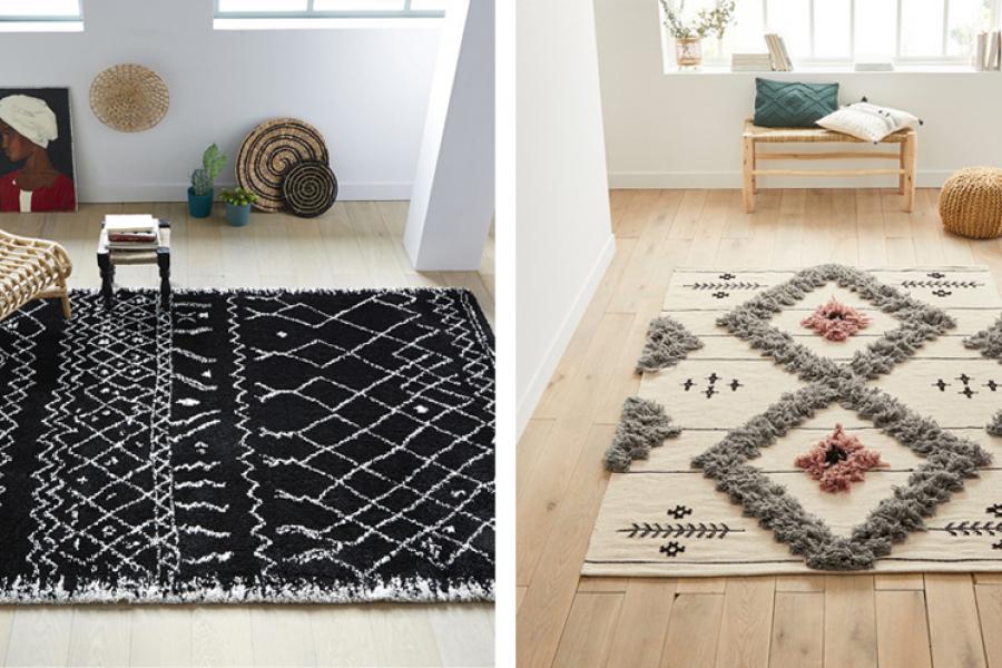 12 tapis durables a shopper sur la redoute