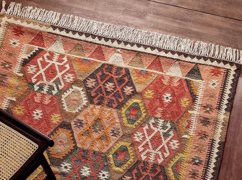 10 tapis colores pour rechauffer votre