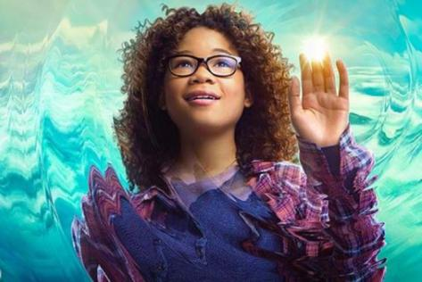 Storm Reid in A Wrinkle of Time recensie op Telenet Play More