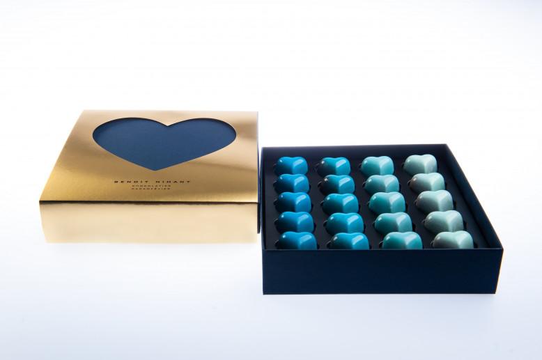 saint-valentin benoit nihan bleu de toi chocolat