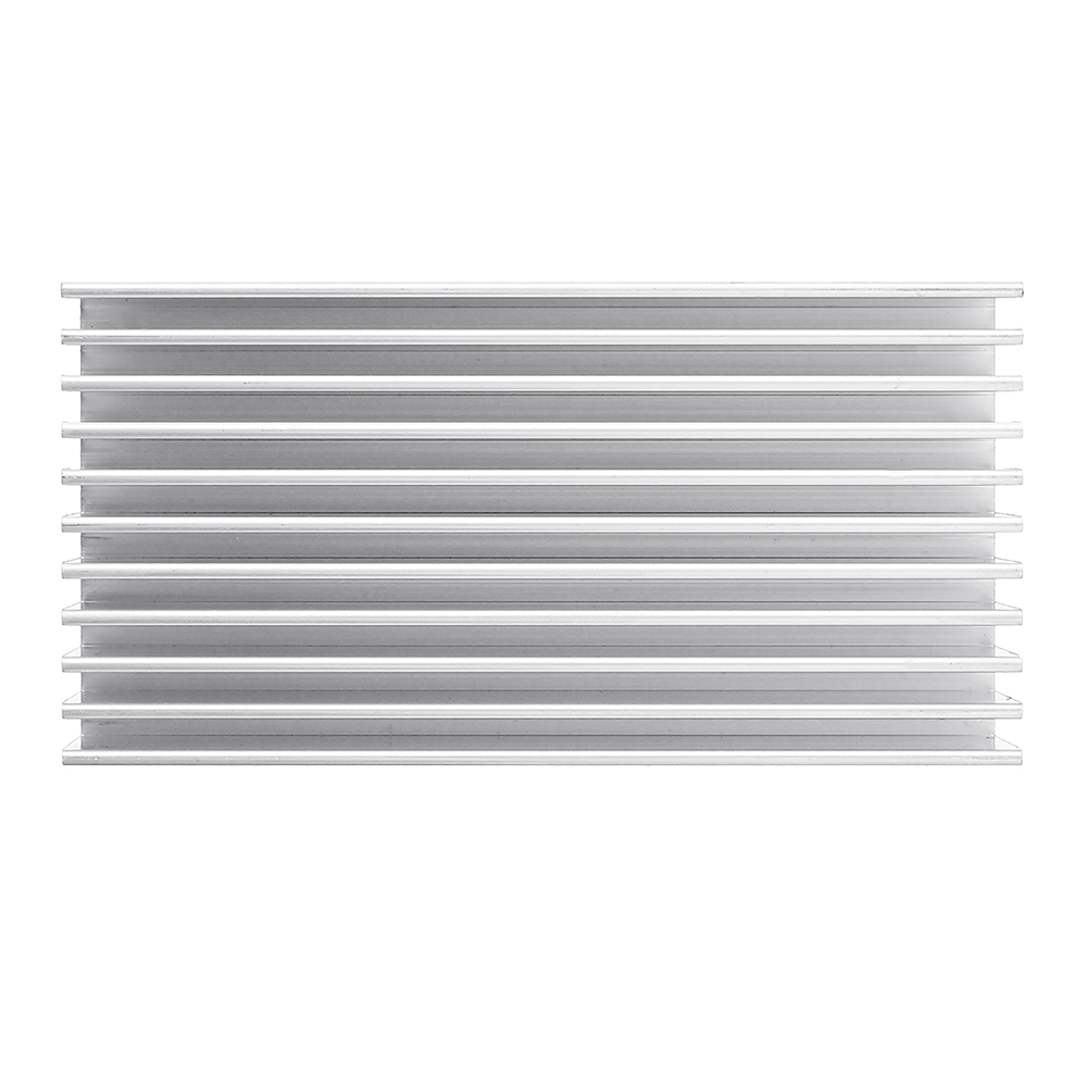 100x50x30mm Power Amplifier Heat Sink Cooling Radiator 26