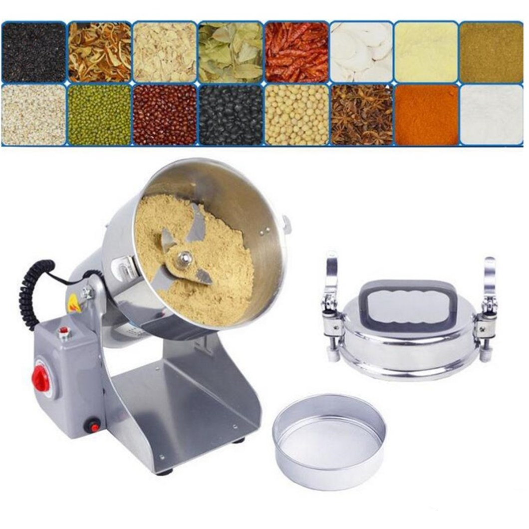 Mill Grinding Machine Blender