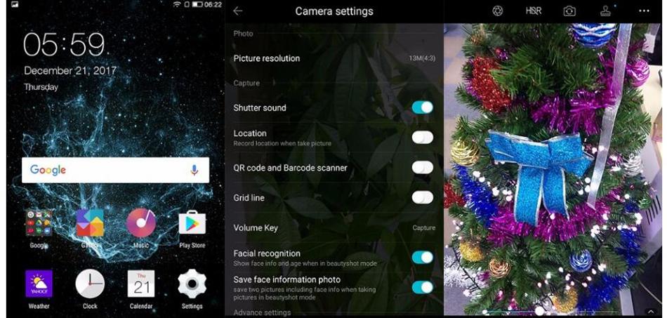 Letv LeRee Le 3 Global ROM 5.5 Inch Dual 13MP Rear Camera 3GB RAM 32GB ROM Snapdragon 652 Smartphone