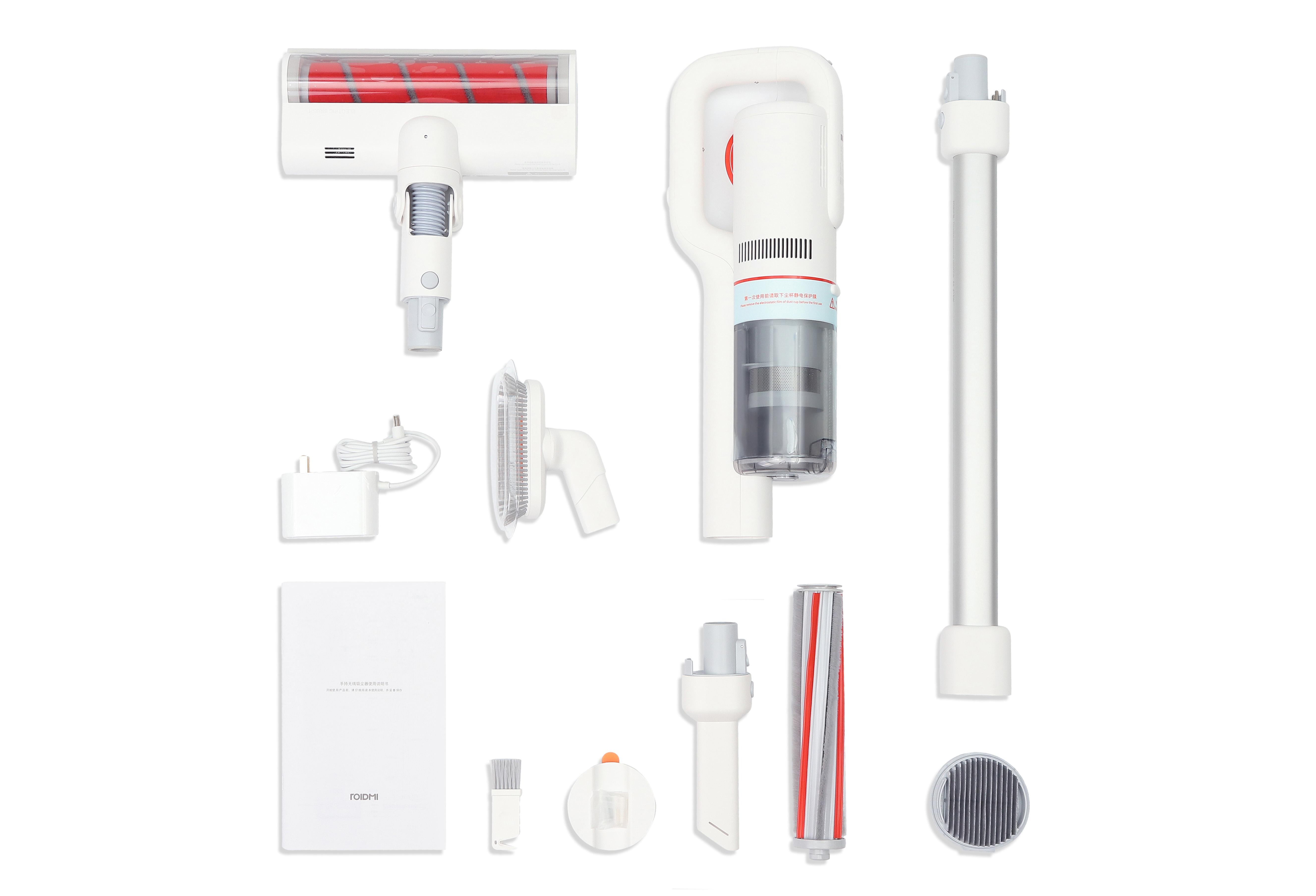 Original Roidmi F8 Cordless Stick Vacuum Cleaner