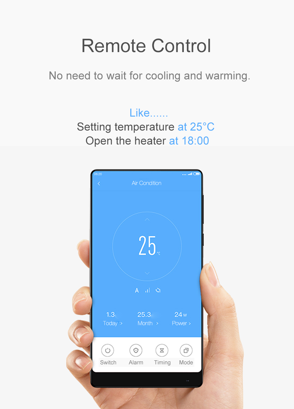 Original Xiaomi Aqara 16A Air Conditioner Companion Smart Socket