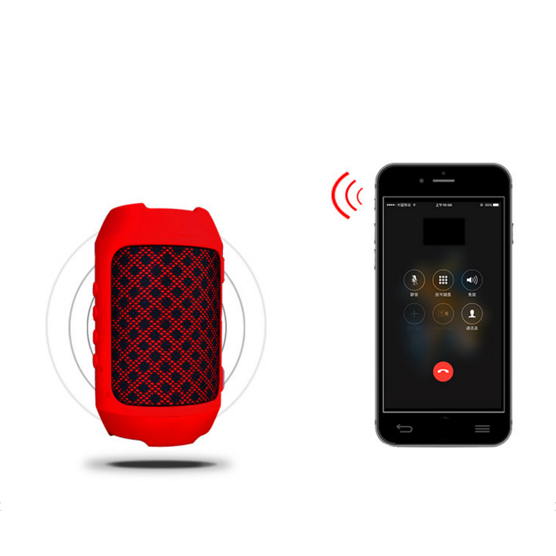 Portable Wireless Bluetooth Speaker TF Card Hands free  Waterproof Outdoors Speaker 10