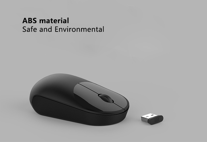 Original XiaoMi 2.4G Wireless Mouse 1200dpi Portable Mouse 16