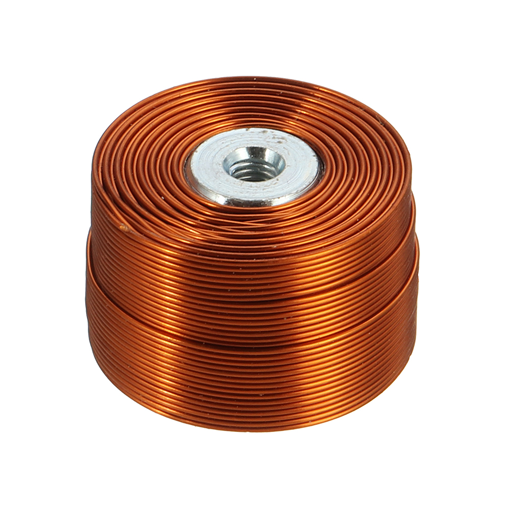 5pcs Magnetic Suspension Inductance Coil With Core Diameter 18.5mm Height 12mm With 3mm Screw Hole 34