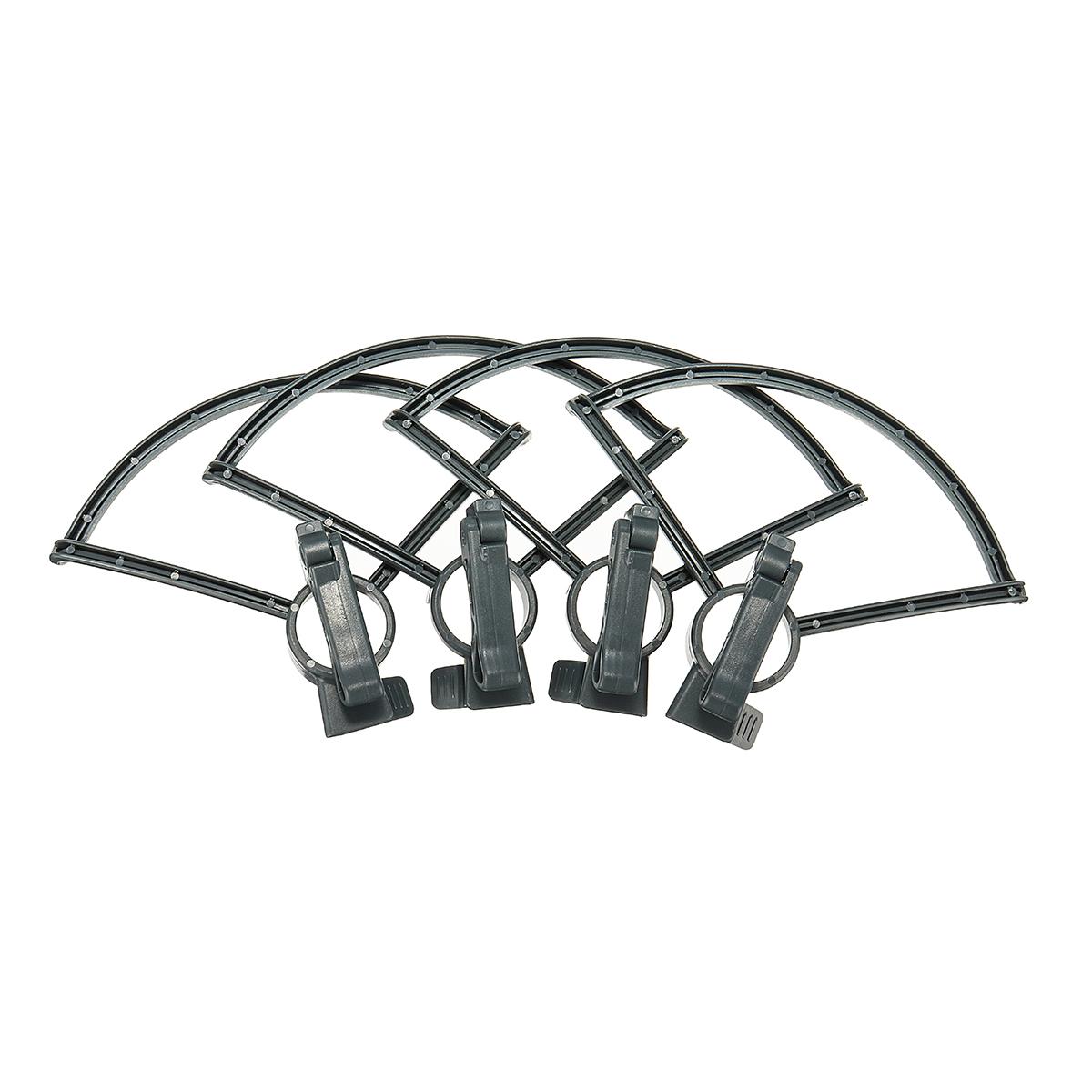 8 Pack Bundle Combo Propeller Guard Landing Gear Hood For Dji Spark Dronerts Store