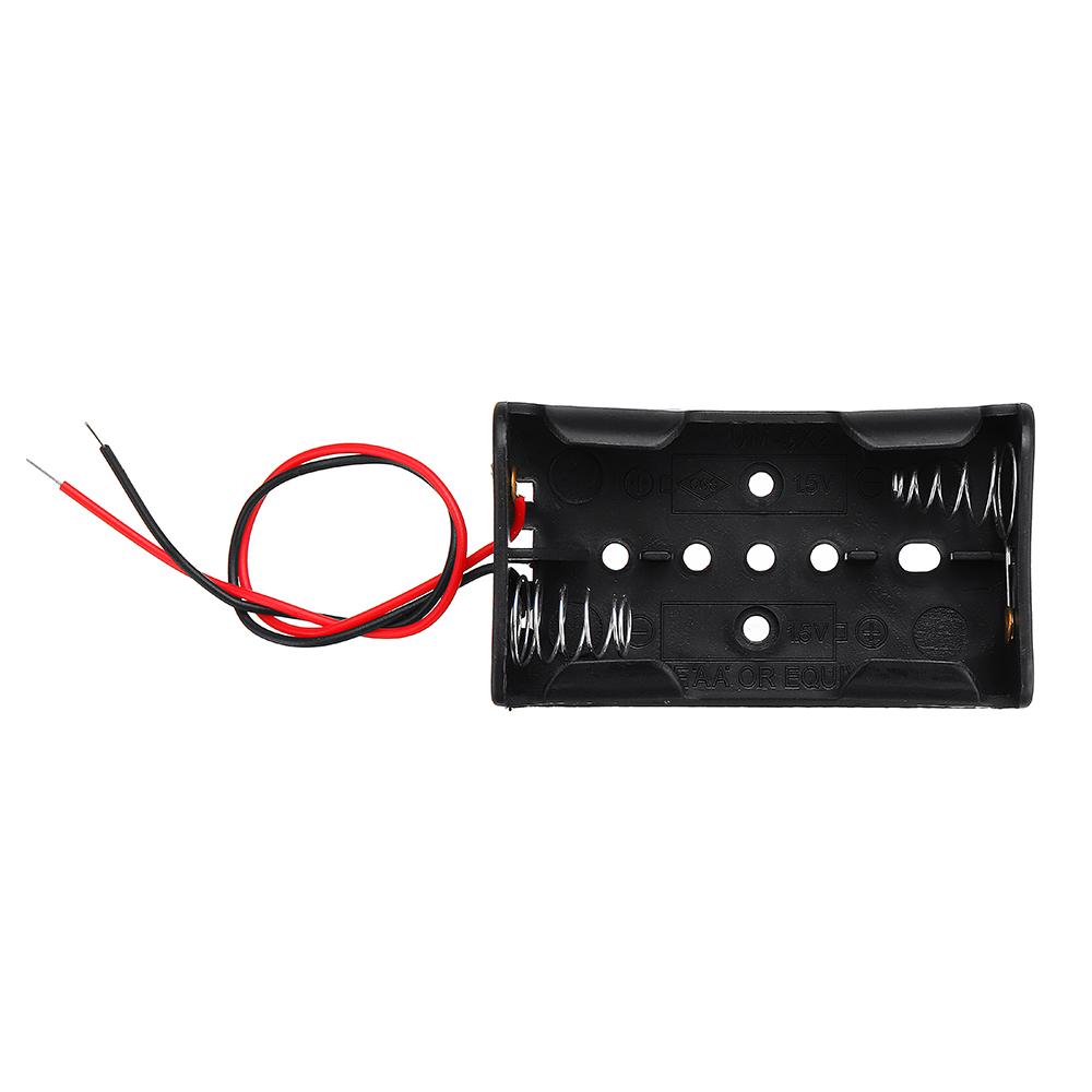 DIY 4017 Running Water Light NE555 LED Horse Race Lamp Flash Kit 37